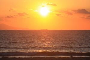 3オレンジ太陽