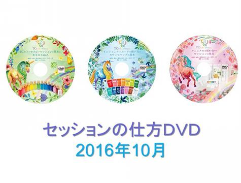 セッションの仕方DVD~2016年10月~